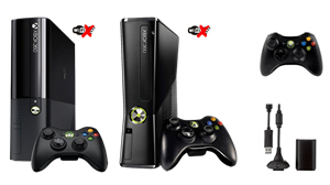 Picture for category Xbox 360 Hardware