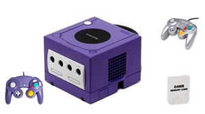 Picture for category Gamecube Hardware