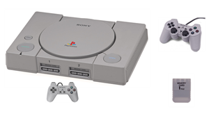 Picture for category PlayStation 1 Hardware