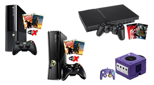 Picture for category Used Console Bundles