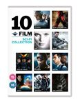 10-Film Sci-fi: Pacific Rim Uprisin - Ex Machina/hellboy Ii/lucy/oblivion