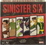 Marvel: Sinister Six - Board Game