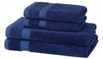 Towel Bale Set: Luxury 700GSM - Navy Blue